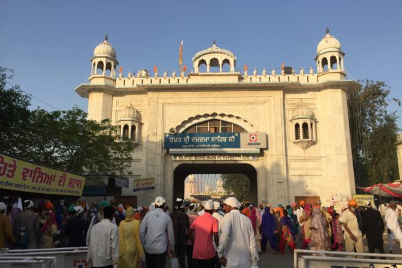 Baisakhi celebrations at Talwandi Sabo, Punjab