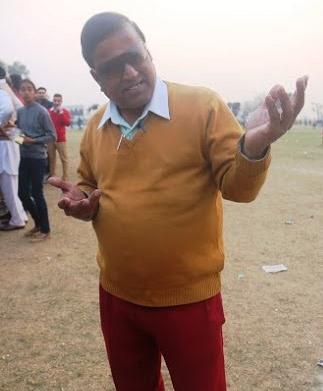A self-proclaimed Govinda lookalike