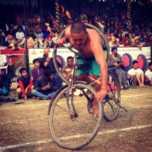 Heroes of Rural Olympics