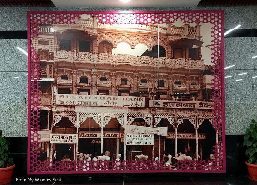 Delhi Metro Heritage Line, Heritage Line, DMRC, Heritage Corridor, Delhi Metro, Delhi Gate, Delhi Gate Metro Station, Ragini Puri, Travel Blogger, Travel Writer, Travel Photographer