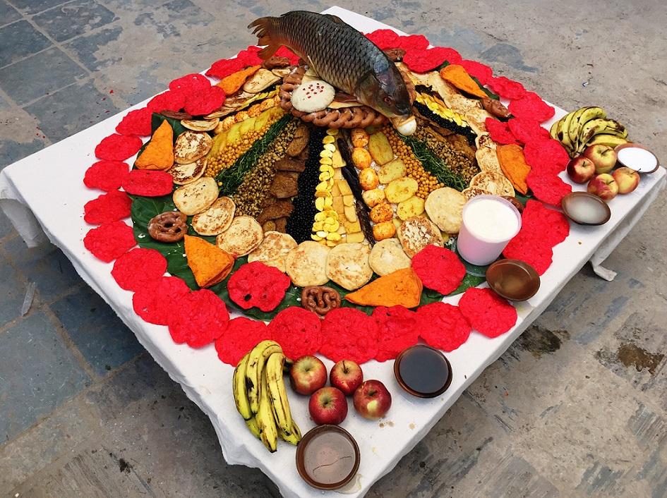 Indra Jatra Festival, Indta Jatra 2017, Nepal, Newar, Lakhey, Lakhey Dance, Majipa, Majipa Lakhey Dance, Lord Indra, God of Rains, Nepal culture, Upaku, Samay Baji, Kathmandu, Nepal Tourism, Hindu, Hinduism Indra Jatra 2018